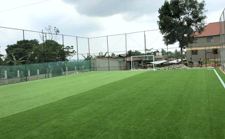 Rays Of Grace Academy Unleashes Multi-Million Astro Turf