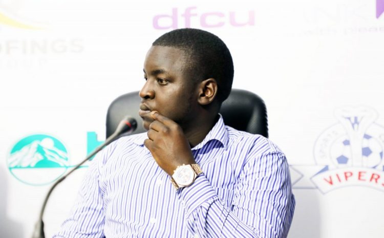 Vipers SC Promote Steven Mulindwa To General Manager Role
