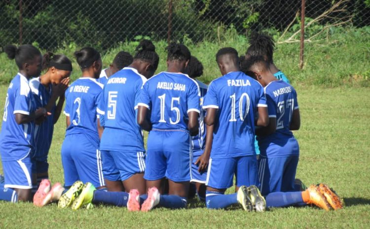 Women Football: FUFA Distributes FIFA COVID Relief Grants, Each Super League Club To Receive 40M