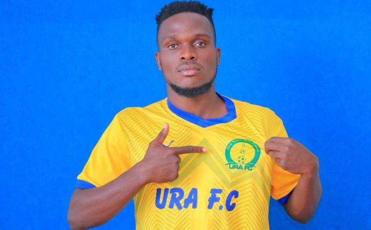 URA FC Unveils UPL Last Season's Top Scorer