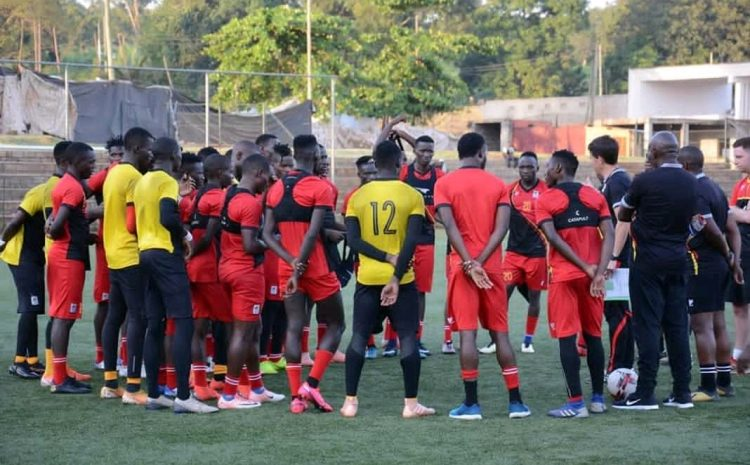 AFCON2021Q: 22 Local Based Players Added to Uganda Cranes Squad Ahead of South Sudan tie