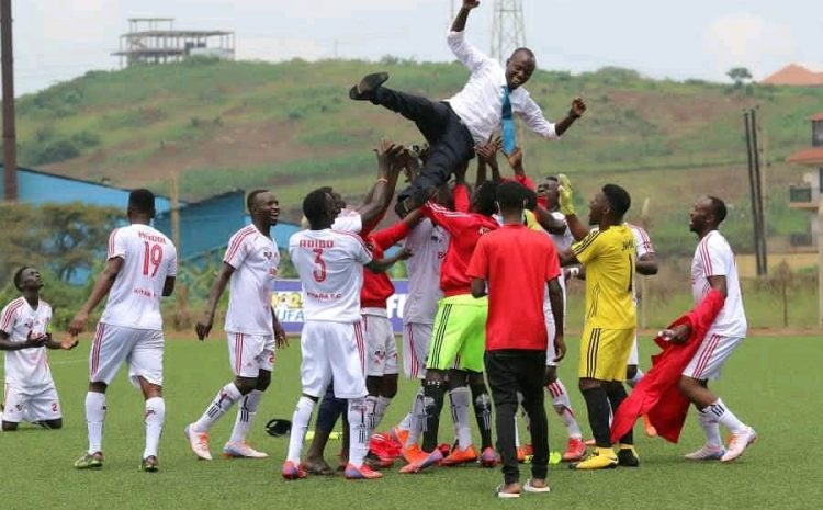 Kitara FC Holds A Winners' Dinner After UPL Qualification