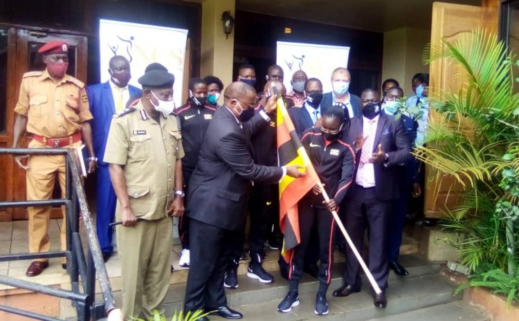 Uganda's Athletics Team flies out to Poland for World Half Marathon Championship