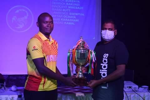 CRICKET: UCA Launches Inaugural T20 Elite League