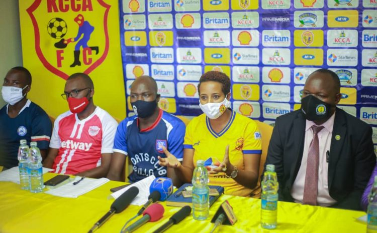 "Wear Us: KCCA FC, Other UPL Top Clubs Launch ""Wear Your Local Jersey Campaign"""