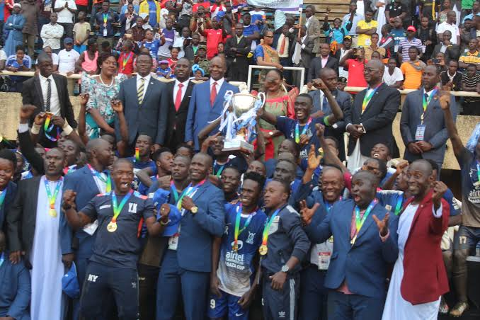 Masaza Cup 2020: Organizing Committee Forwards Four Undisclosed Stadia to FUFA for Inspection