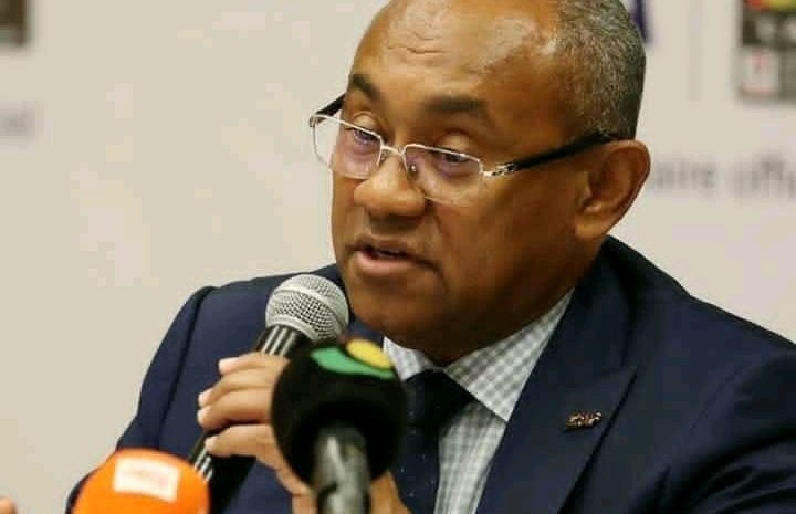 Misuse of Office In Football Is An Abomination, FIFA Bans CAF President