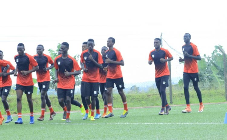 U20 AFCON Qualifiers: Hippos Hold KCCA FC in a Practice Match
