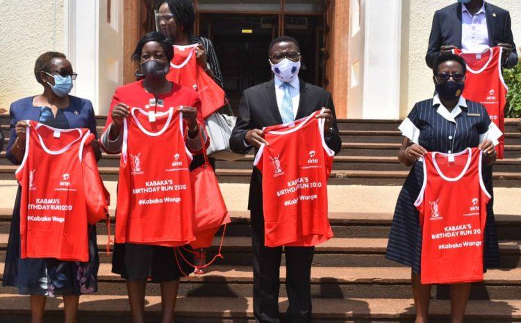 Kabaka Birthday Run: Katikiro Appoints Organizing Committee