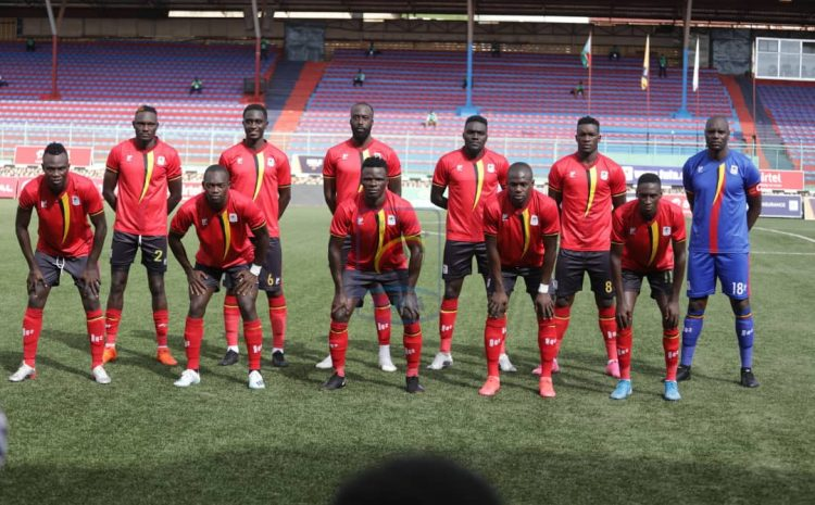 AFCON Qualifiers: Uganda Cranes Sets Off to Nairobi for South Sudan Tie
