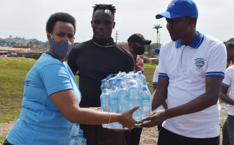 Masaza Cup2020: Mawogola Receives Refreshment Support From Riham