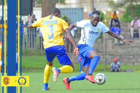 It was Entertainment as URA FC Imposed High Taxes Onto KCCA FC