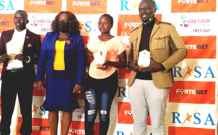 Fortebet Real Star Awards: Oscar Mawa, Christine Anayo, Joseph Kasozi win December Accolades